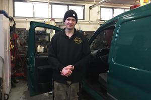 Auto onderhoud garage Geluk